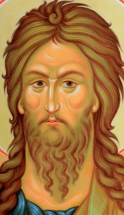 Святой пророк Иоанн, Предтеча и Креститель Господень