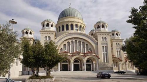 Светоандрејевски саборни храм града Патре (Грчка)