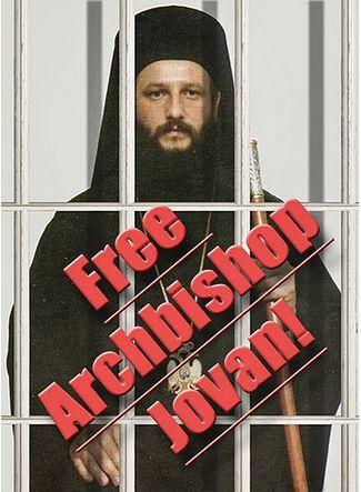 Free Archbishop Jovan