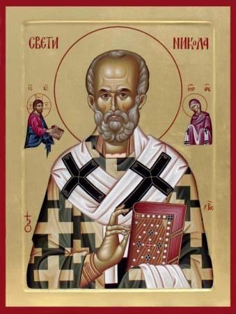 Святитель Николай, Мирликийский Чудотворец