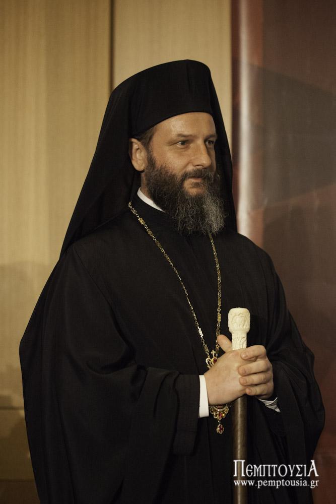 Архиепископ Охрдиский Иоанн (Вранишковский) / Фото: pemptousia.gr