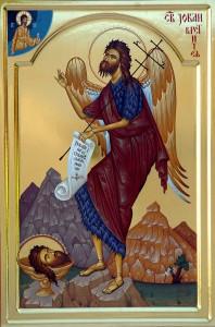 Sv. Jovan Krstitelj decani