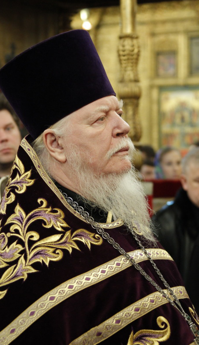 Протоиерей Димитрий Смирнов. Фото: Московская Патриархия