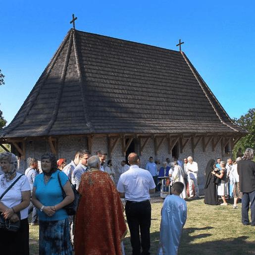 Манастир Пресвете Богородице Тројеручице у Дрбњацима код Рипња