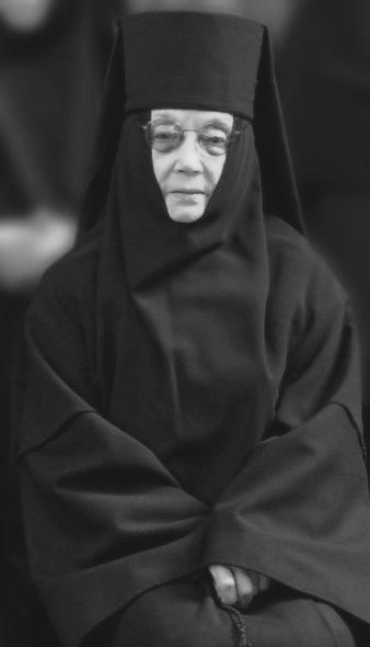 Монахиня Олимпиада (Марянович) - (1923 - 2017)