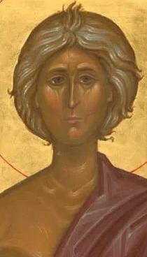 Святая преподобная Мария Египетская