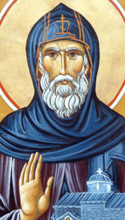 Преподобный Стефан Пиперский