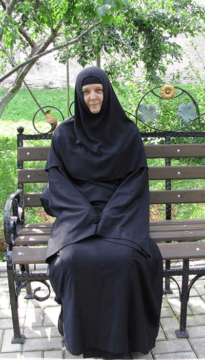 Монахиня Теодора (Васич)