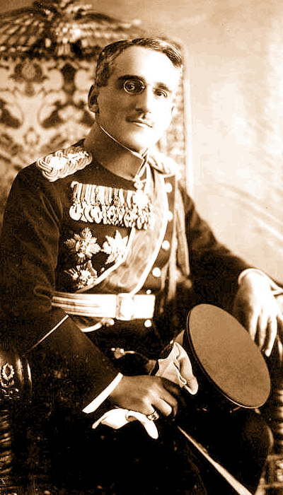 Король Сербии, Александр Карагеоргиевич