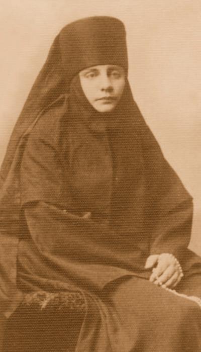 Игумения Нина (Косаковская)