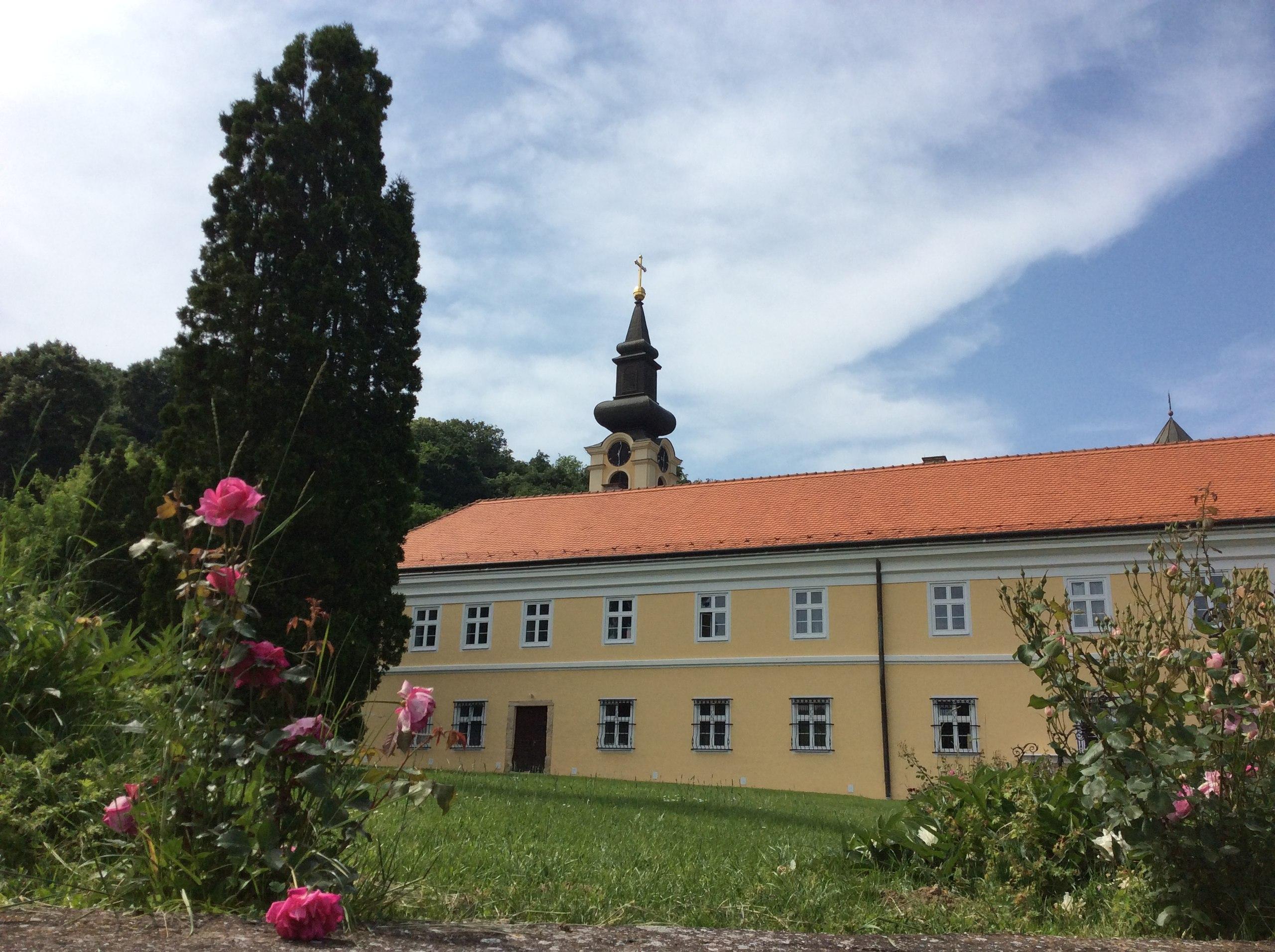 Монастырь Хопово (Ново-Хопово), фото монахини Теодоры (Васич)