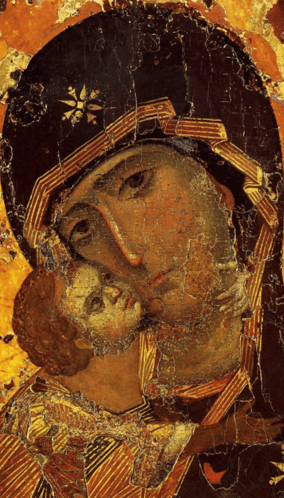 Владимирска икона Мајке Божје
