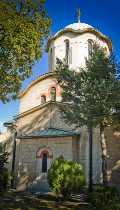 Храм Покрова Пресвете Богородице у Београду