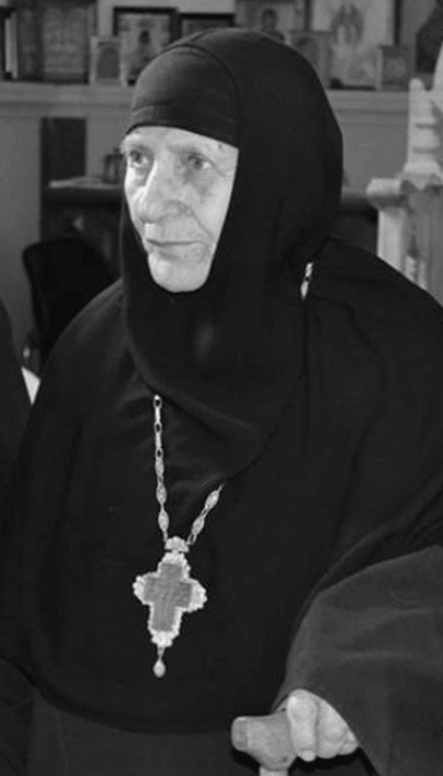Игуманија манастира Грачанице мати Ефросинија
