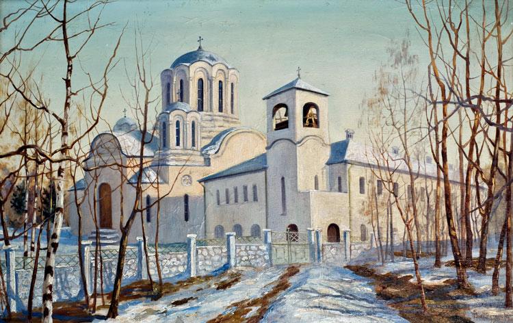 Манастир Ваведење, слика