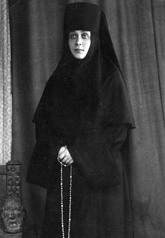 Игуманија Ангелина Грачева