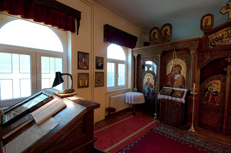 Параклис Светог Николаја Мирликијског