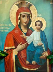Пресвета Богородица Ваведењска
