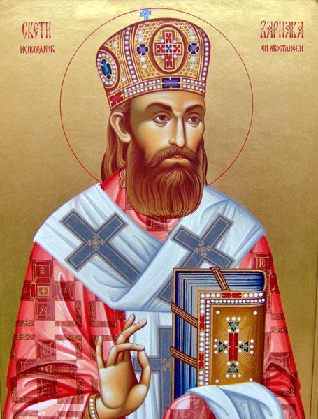 Свети исповедник Варнава (Настић)