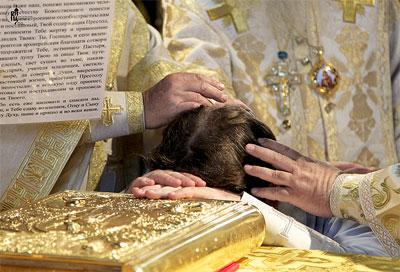 Света Тајна Свештенства