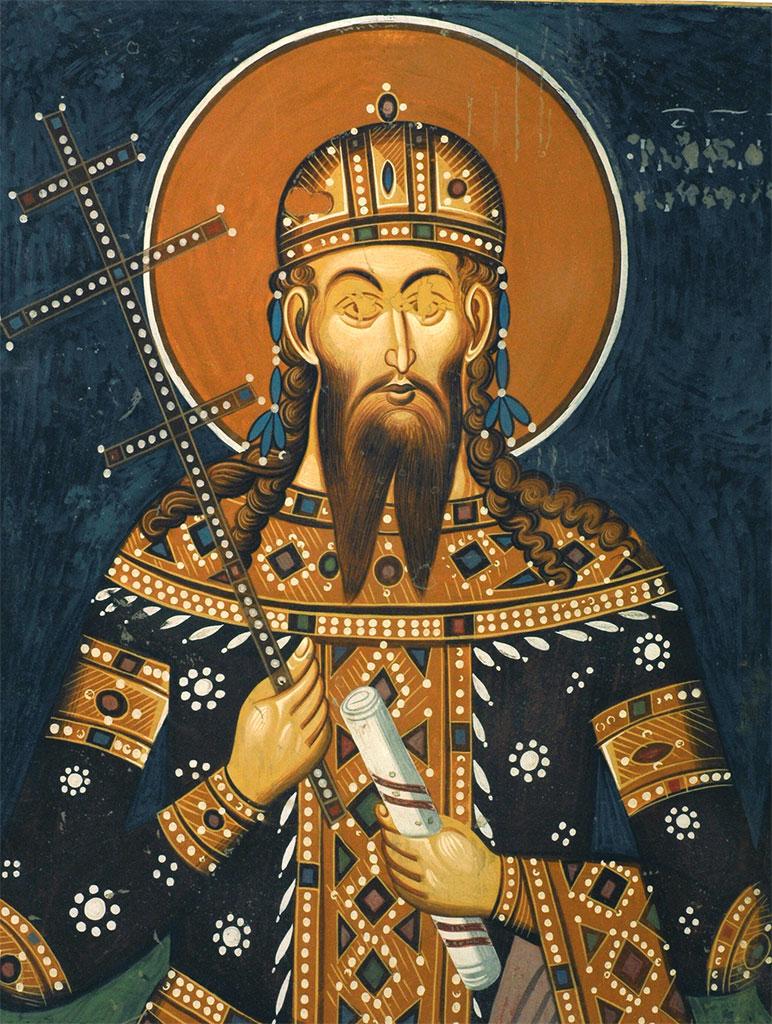 Св. Урош цар Српски