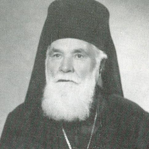 Митрополит Арсеније Брадваревић