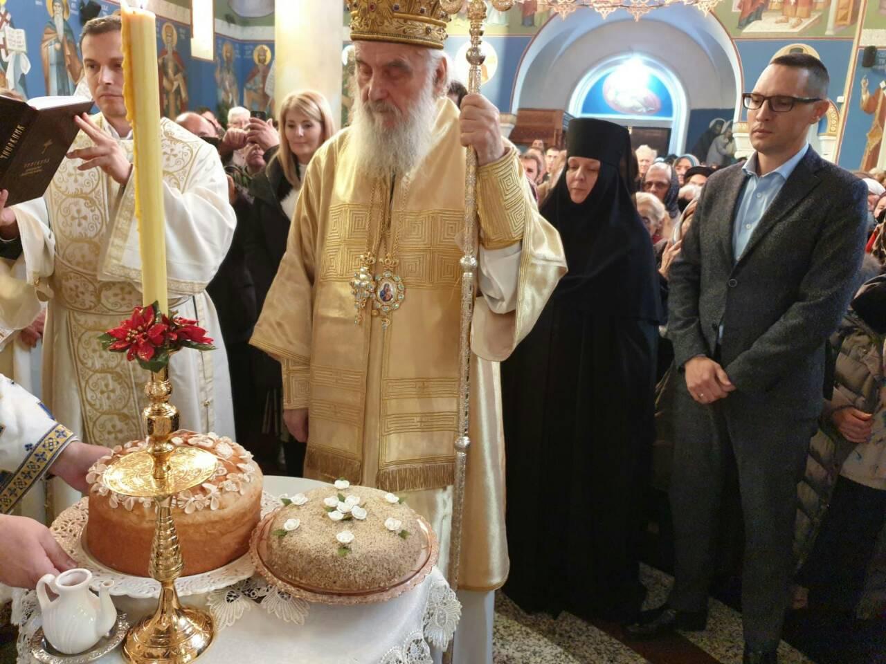 Слава Манастира Ваведења 4.децембар 2019.г