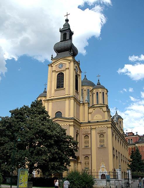 Саборна црква Рођења Пресвете Богородице у Сарајеву