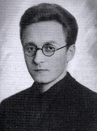 Војислав Настић као студент