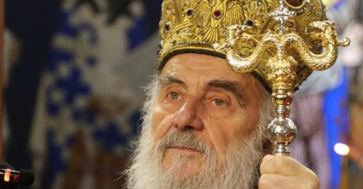 Позив Патријарха српског г. Иринеја за престанак терора над Црквом и народом у Црној Гори