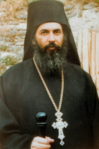 Игуман Георгије Капсанис