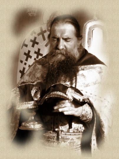 Aрхимандрит отац Лука Анић