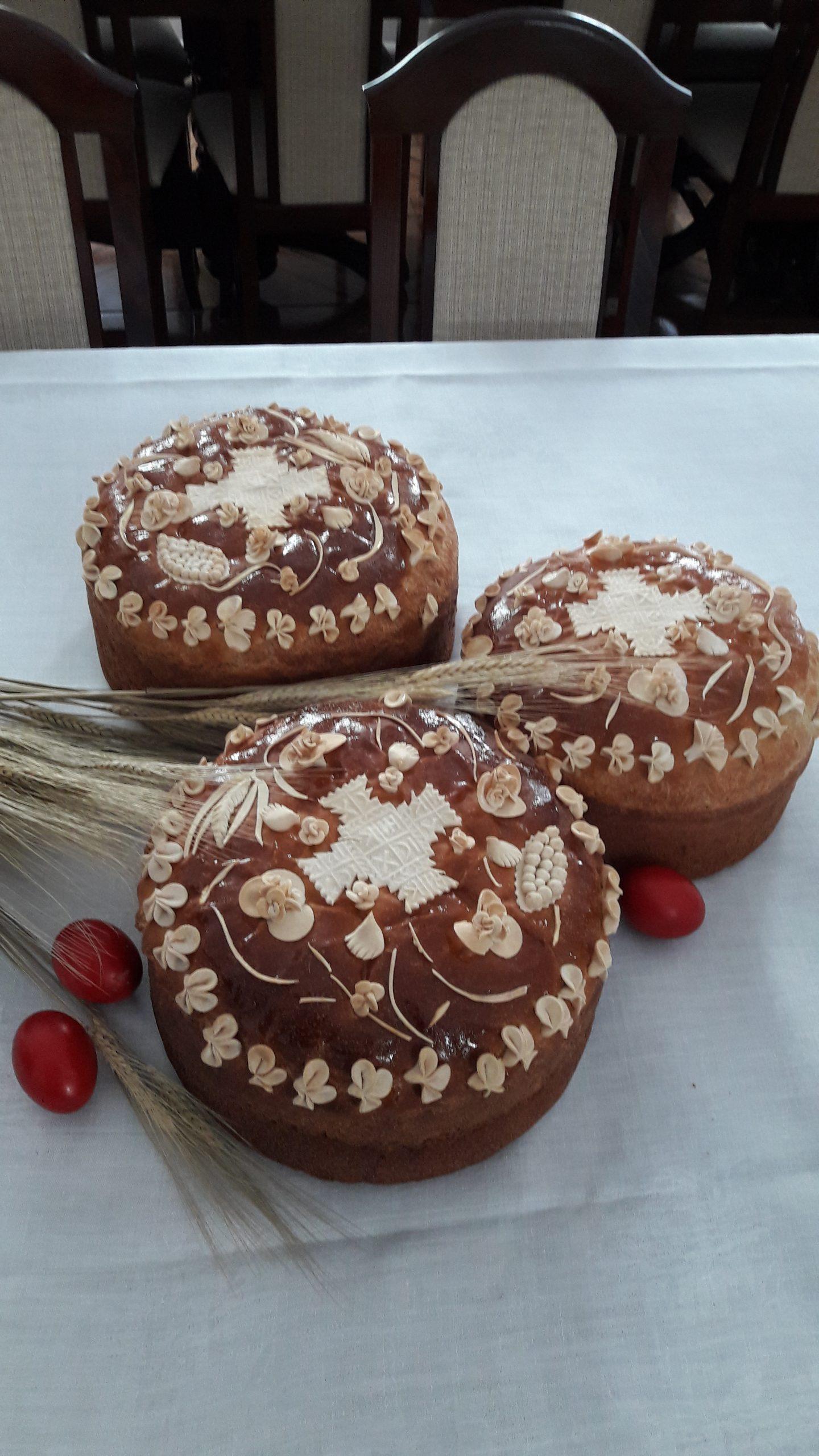 Наши славски колачи