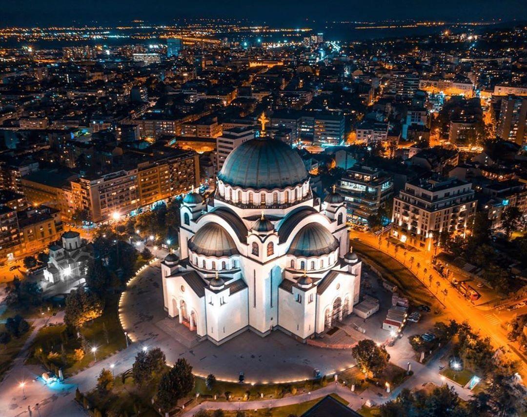 Новый фильм митрополита Волоколамского Илариона посвящён строительству Собора святого Саввы в Белграде