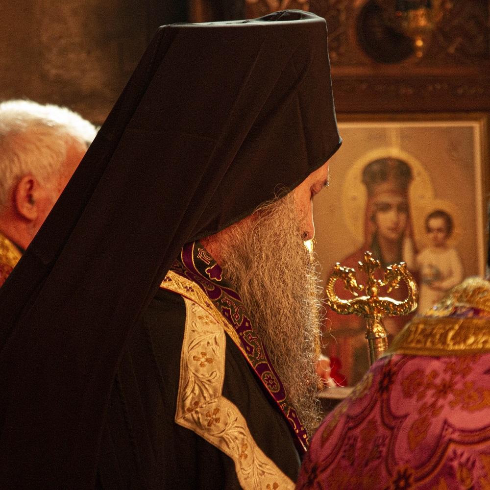 Велики петак у Ваведењском манастиру