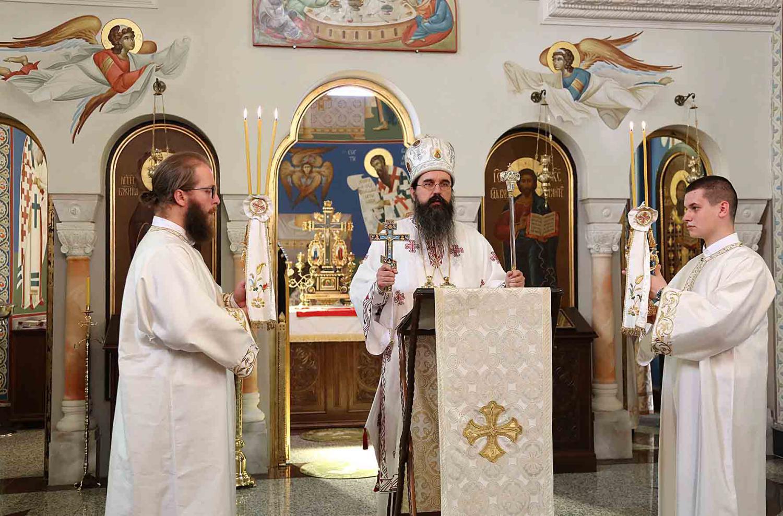 Беседа Епископа топличког Г. Јеротеја у манастиру Ваведења Пресвете Богородице