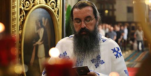 Наречење архимандрита Јеротеја (Петровића) за Епископа топличког