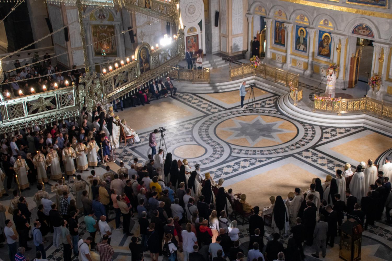 Приступна беседа Епископа хвостанског Јустина (Јеремића):